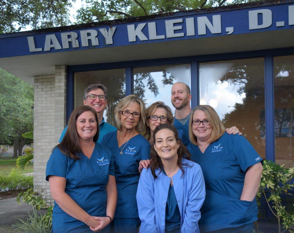 Klein Dentistry Team